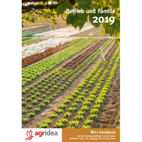 Wirz Handbuch Betrieb und Familie 2019