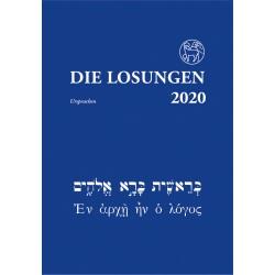 Losungen 2020 - Losungen in der Ursprache