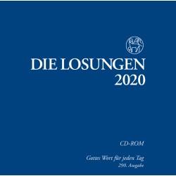 Losungen 2020 - CD
