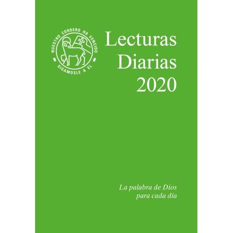 Losungen 2020 - Lecturas Diarias
