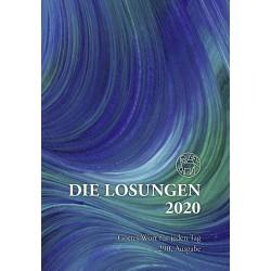 Losungen 2020 - Geschenk-Normalausgabe (Ausgabe für Deutschland)