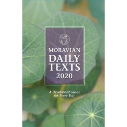 Losungen 2020 - Moravian Daily Texts