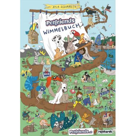 Petfriends Wimmelbuch
