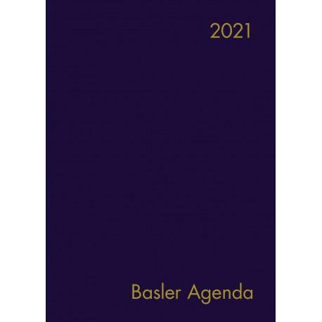 Basler Agenda 2021 (Leder)