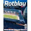 Rotblau Jahrbuch Saison 2020/2021
