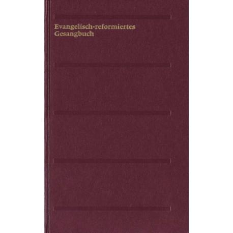 Evangelisch-reformiertes Gesangbuch: Lederausgabe
