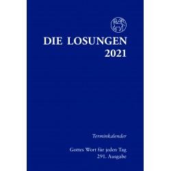 Losungen 2021 - Terminkalender