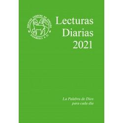 Losungen 2021 - Lecturas Diarias
