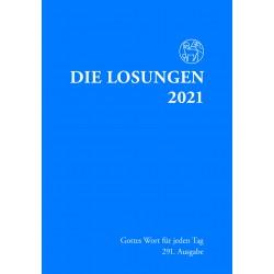 Losungen 2021 - Normalausgabe (Ausgabe für Deutschland)