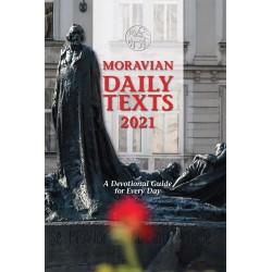 Losungen 2021 - Moravian Daily Texts