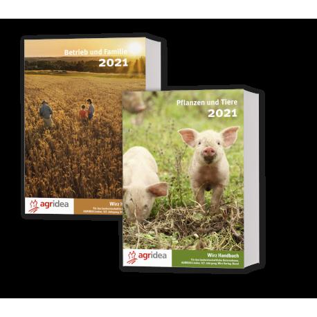 Wirz Set Handbücher 2021