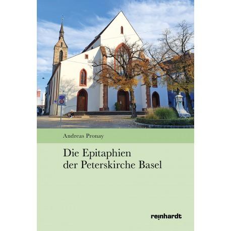 Die Epitaphien der Peterskirche Basel