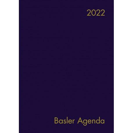 Basler Agenda 2022 (Leder)