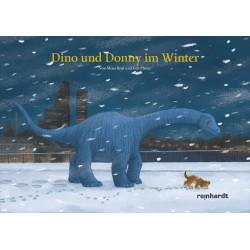 Dino und Donny im Winter