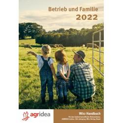 Wirz Handbuch Betrieb und Familie 2022