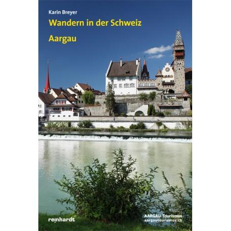 Wandern in der Schweiz. Aargau