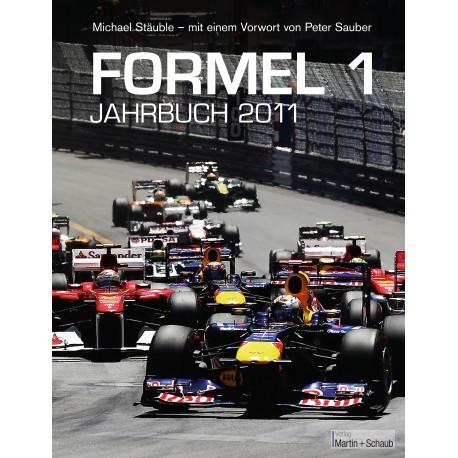 Formel 1. Jahrbuch 2011