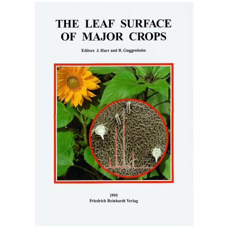 The Leaf Surface of Major Crops