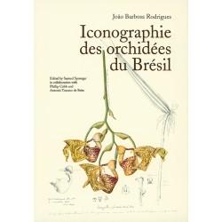 Iconographie des orchidées du Brésil. 2 Bände.