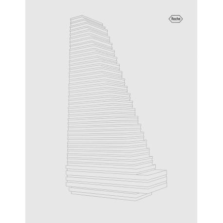 Ein innovativer Schritt in die Höhe. Bürogebäude Bau 1, Roche Basel