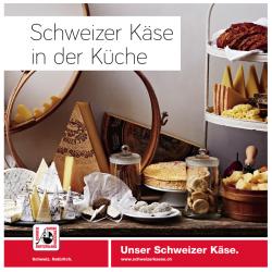 Schweizer Käse in der Küche