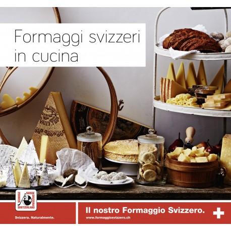 Formaggi svizzeri in cucina
