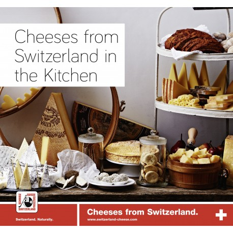 Cooking with Swiss Cheese