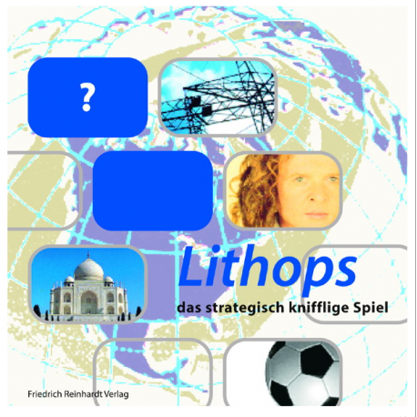 Lithops. Das strategisch knifflige Spiel