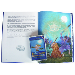 Zauberhexen - Hexenzauber. Mit Kassette auf Schweizerdeutsch