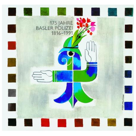 175 Jahre Basler Polizei