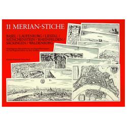 Merian-Stiche von Basel und Umgebung