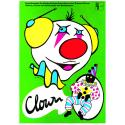 Fasnachtsgoschdyym: Clown