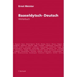 Baaseldytsch – Deutsch. Wörterbuch