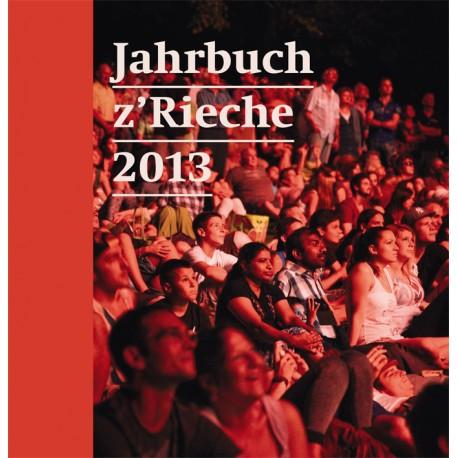 Jahrbuch z'Rieche 2013