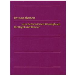 Intonationen für Orgel und Klavier