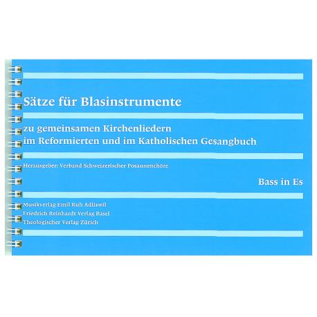 Sätze für Blasinstrumente – Stimmhefte.  4. Stimme in Es: Bass in Es, Baritonsaxophon Kundenwertung