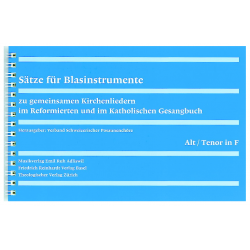 Sätze für Blasinstrumente – Stimmhefte.  2./3. Stimme in F: Waldhorn