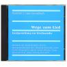 Cover - CD zum Werkheft 2 -  Wege zum Lied