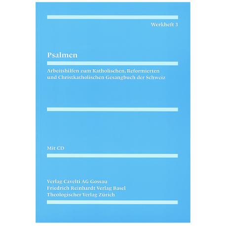 Werkheft 3 zum Gesangbuch: Psalmen mit CD