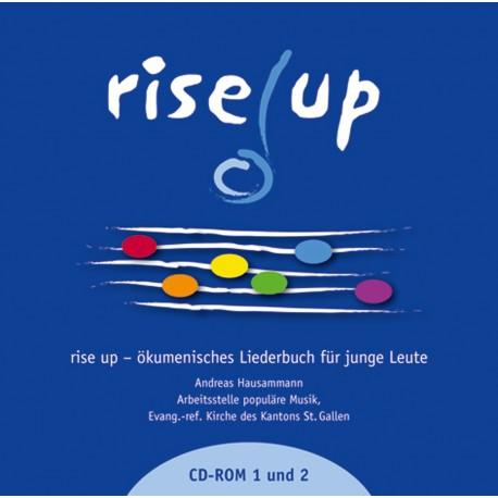 rise up. CD-ROM 1 und 2