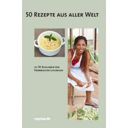 50 Rezepte aus aller Welt zu 50 Ausgaben