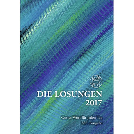 Losungen 2017. Geschenk-Normalausgabe (Ausgabe für Deutschland)