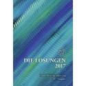 Losungen 2017 - Geschenk-Normalausgabe (Ausgabe für Deutschland)