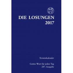 Losungen 2017 - Terminkalender