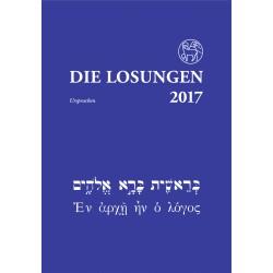 Losungen 2017 - Losungen in der Ursprache