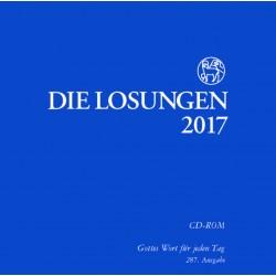 Losungen 2017- CD