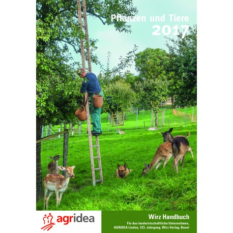 Handbuch Pflanzen und Tiere 2017