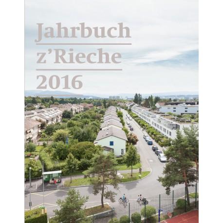 Jahrbuch z'Rieche 2016