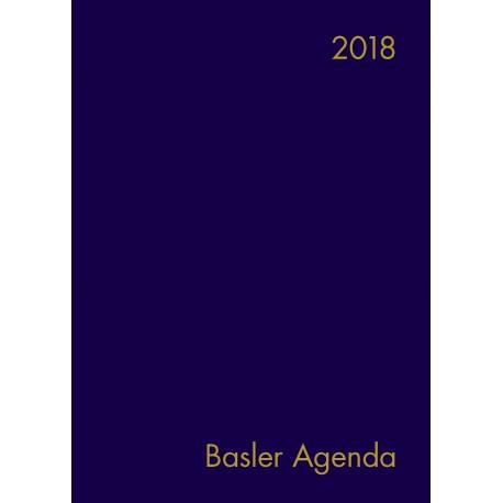 Basler Agenda 2017 (nur Inhalt)