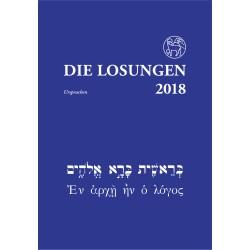 Losungen 2018 - Losungen in der Ursprache